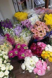 RNR Assorted Fresh Flower Bunches