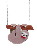 Cyril the Sloth Necklace