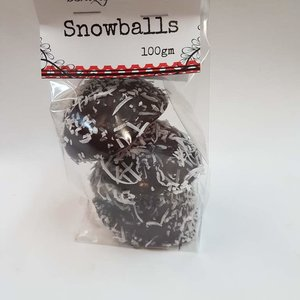 BC Homemade Snowballs 100g Bethany Claire