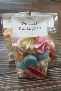 Homemade Mini Meringues 50g