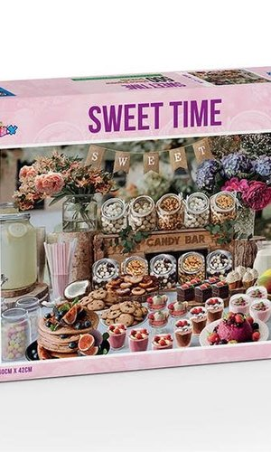 Sweet Time Jigsaw puzzle 500 pc