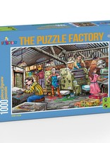 The Puzzle Factory Jigsaw puzzle 1000 pc