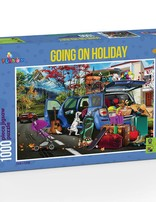 Going On Holiday Jigsaw puzzle 1000 pc