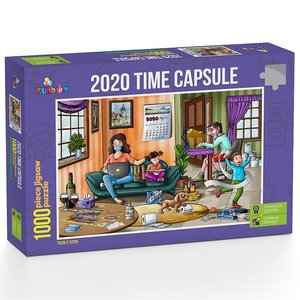 2020 Time Capsule Jigsaw puzzle 1000 pc