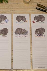 AGA Jotta-Wombat  6 Assorted Designs