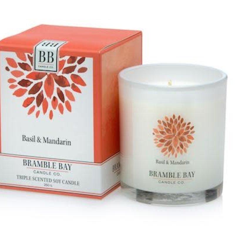 SI 250g Basil & Mandarin Candle