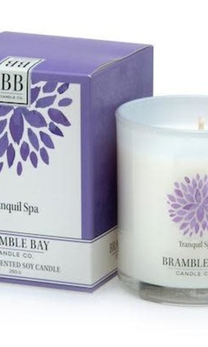 SI 250g Tranquil Spa Candle
