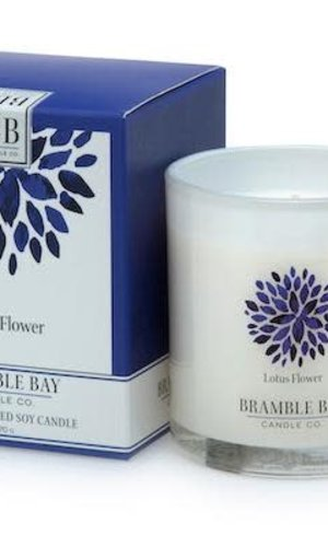 SI 270g Lotus Flower Candle