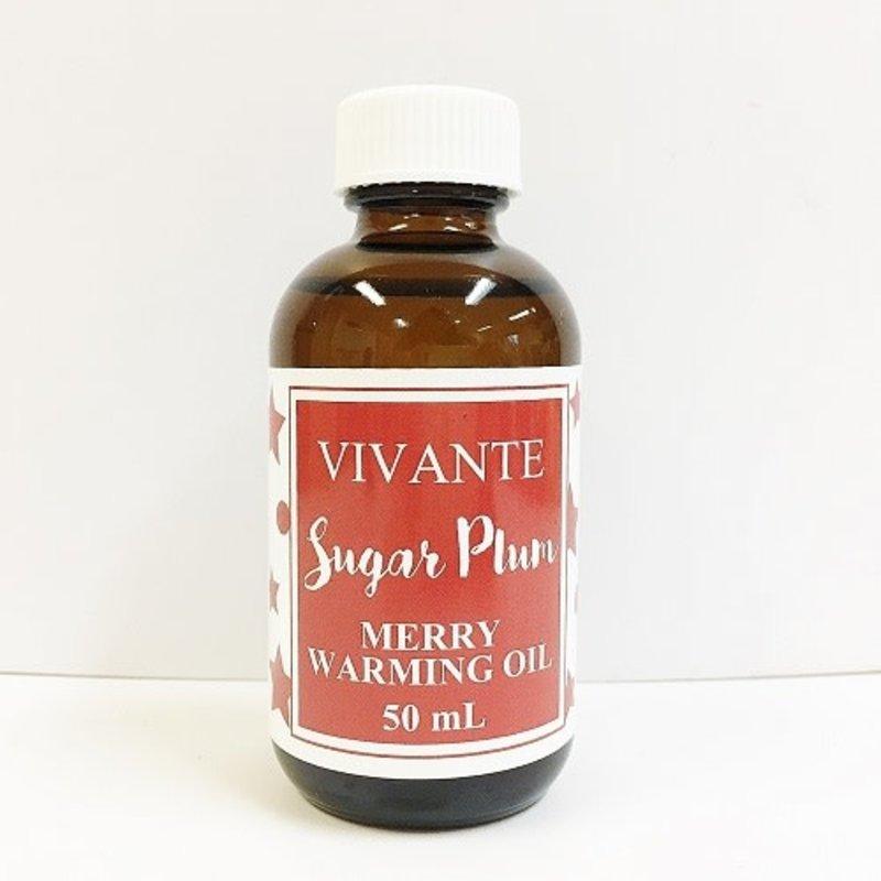 PPI Warming Oil 50ml Sugarplum