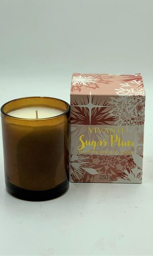 PPI Sugerplum Soy Blend Candle 230g