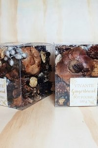 PPI Pot Pourri Ginger Bread 100g