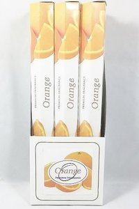 PPI Orange Incense Sticks White Collection
