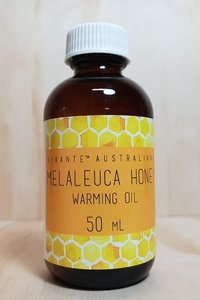 PPI Melaleuca Honey Warming Oil 50ml