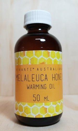 PPI Melaleuca Honey Warming Oil 50ml