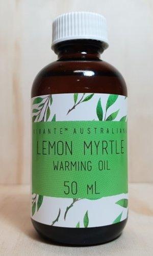 PPI Lemon Myrtle Warming Oil 50ml