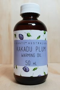 PPI Kakadu Plum Warming Oil 50ml