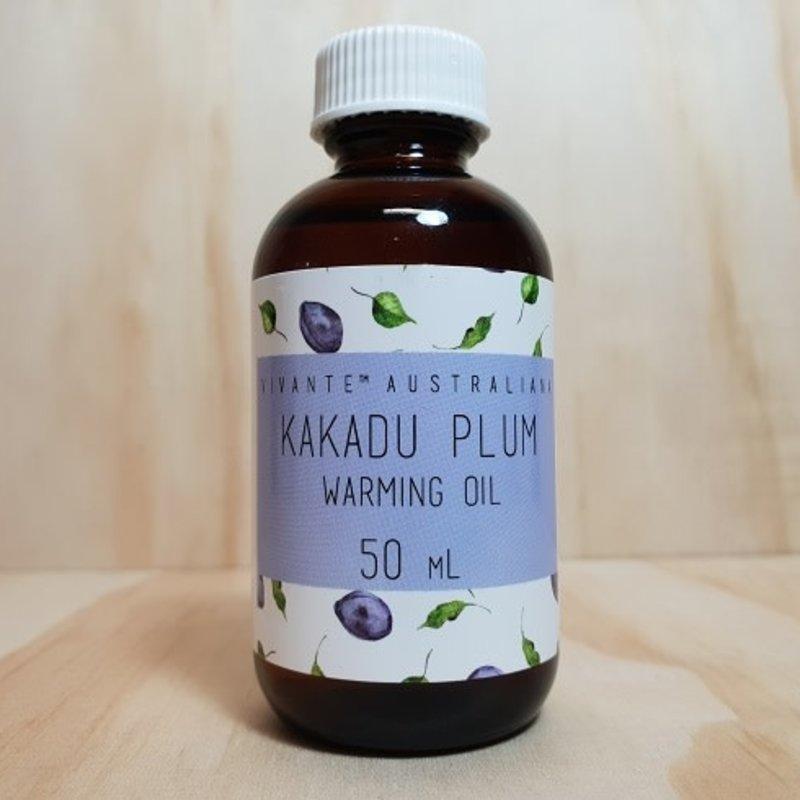 PPI Kakadu Plum Warming Oil 50ml