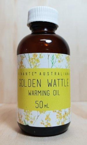 PPI Golden Wattle Warming Oil 50ml