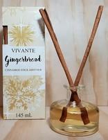 PPI Gingerbread Diffuser W/cinnamon Sticks