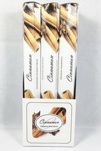 PPI Cinnamon Incense Sticks White Collection