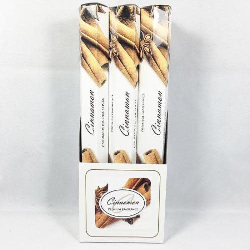 PPI Cinnamon Incense Sticks White Collection
