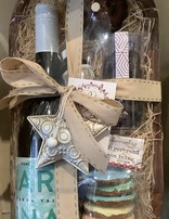 Chardonnay and Gingerbread Hamper