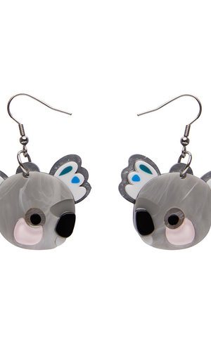 LEA The Kuddly Koala Earring