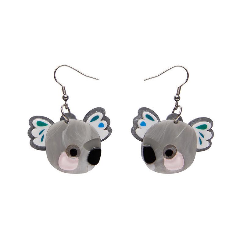 LEA The Kuddly Koala Earring