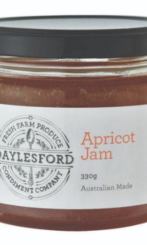 Daylesford Jam Apricot 330g