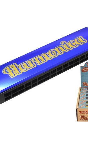 IHT Retro Harmonica (assorted Colours)