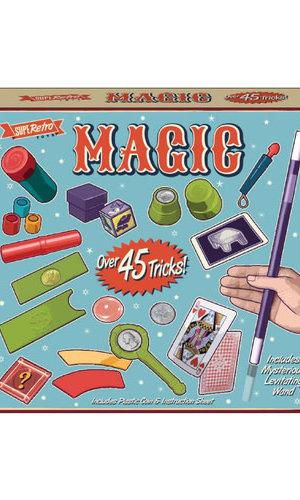 IHT Retro Magic Tricks