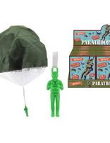 IHT Retro Parachuting Paratrooper