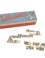 IHT Retro Dominoes In Tin Box