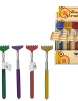 IHT Metal Back Scratcher Telescopic (assorted Colours)