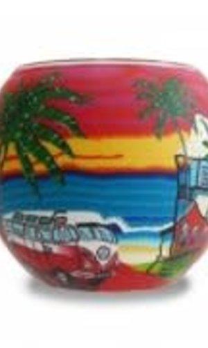 GI Aussie Beach House & Comb Van