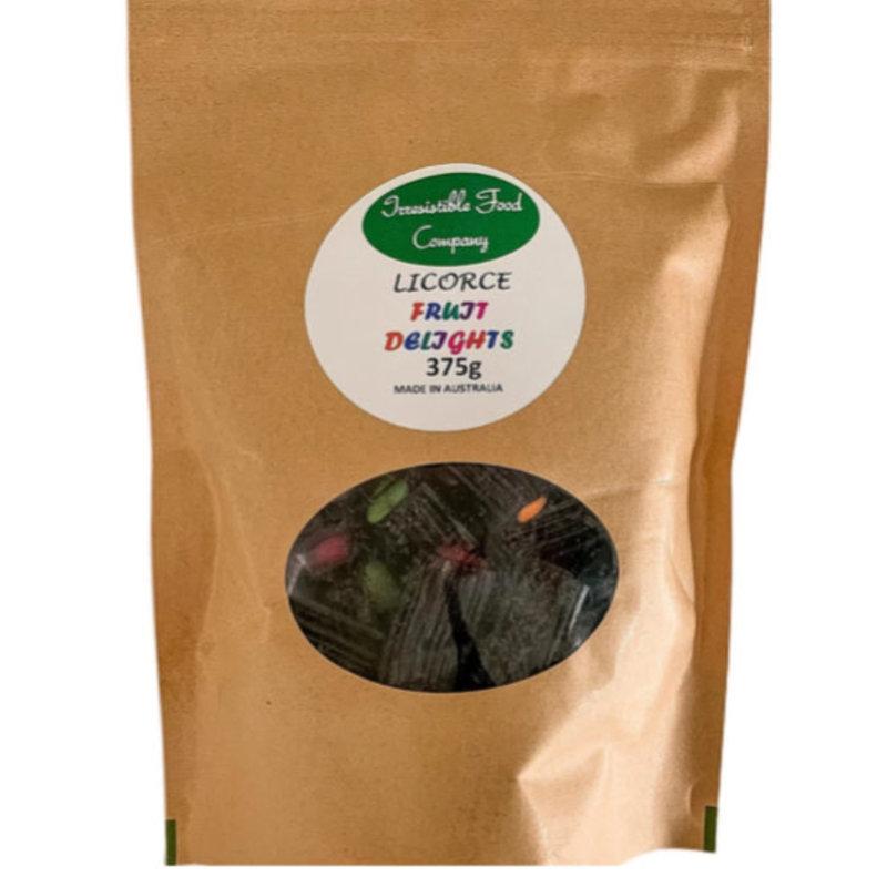 MC Licorice Fruit Delight 375g