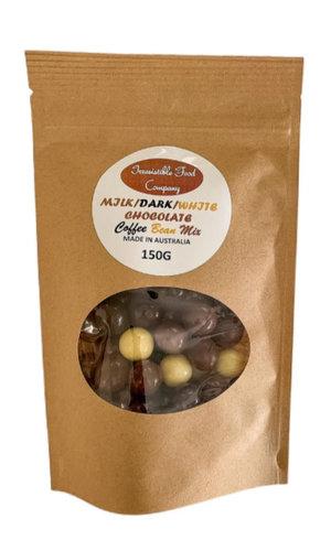 MC Choc Coffee Beans 150g