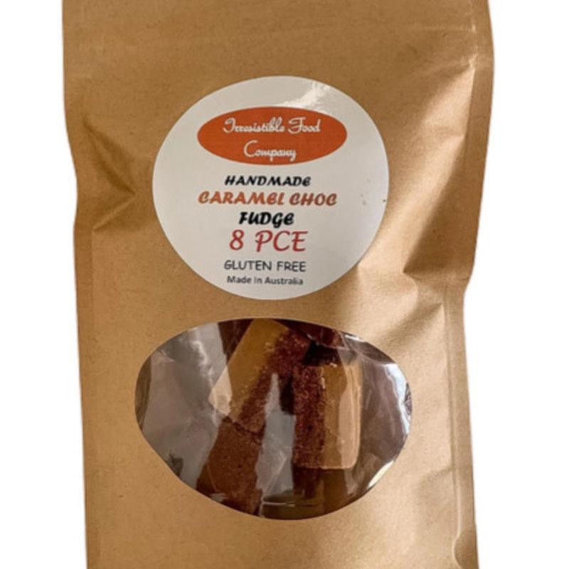 MC Chocolate/caramel Fudge 8pc