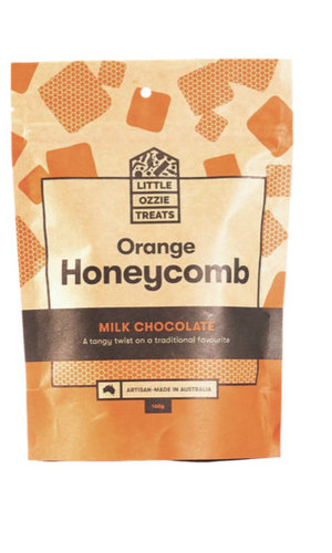 MC Honeycomb Choc Orange 150g