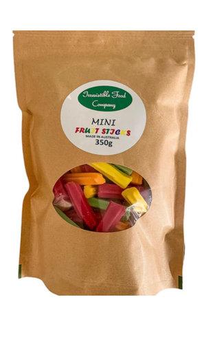 MC Mixed Fruit Sticks 350g