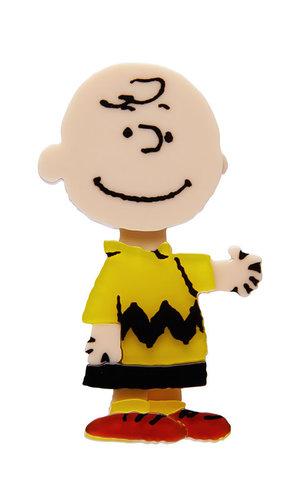 Charlie Brown Brooch