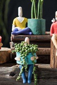 Ceramic Pot Men