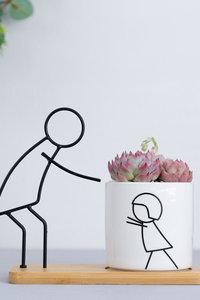 Ceramic Pot Dad