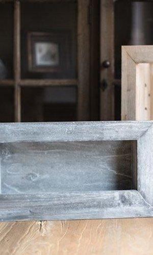 Lifestyle Wooden Frame Large