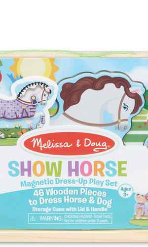 BNP M & D Showhorse Magnetic Dressup