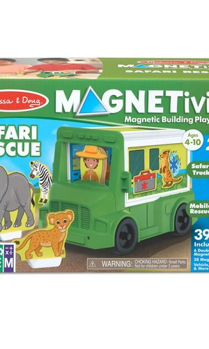 BNP M & D Safari Rescue Magnetivity