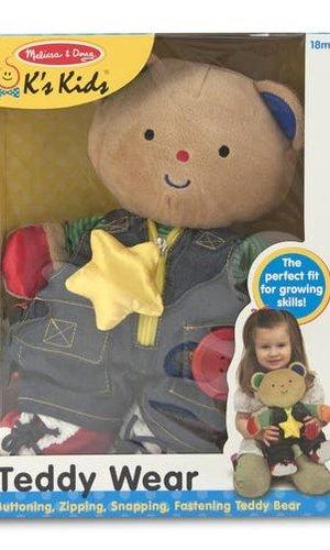 BNP M & D Teddy Wear Toddler Learning Bear