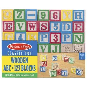 BNP Wooden Alpha Tiles Plan Toys