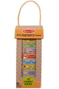 BNP M & D Book Tower Nursery Rhymes
