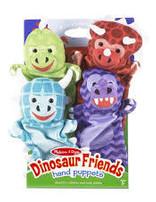 BNP M & D Dinosaur Hand Puppet